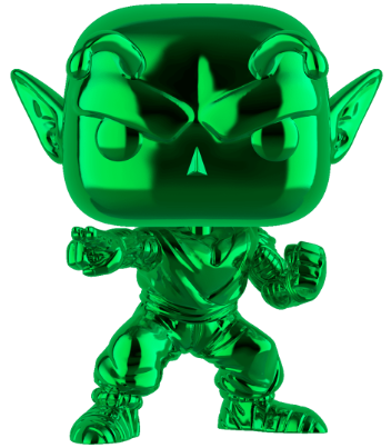 Funko Pop! Animation Piccolo (Chrome Green)