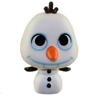 Mystery Minis Disney Princesses Olaf Icon