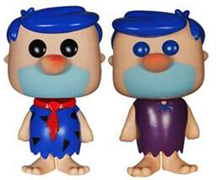 Funko Pop! Animation Fred & Barney (2-Pack) - Blue Hair