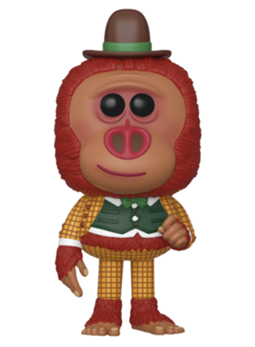 Funko Pop! Animation Mr. Link In Suit Icon