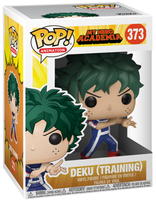 Funko Pop! Animation Deku (Training) Stock