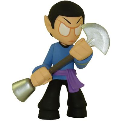 Mystery Minis Science Fiction Series 1 Amok Time Spock Stock
