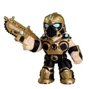 Mystery Minis Gears of War Carmine Brother (Gold)