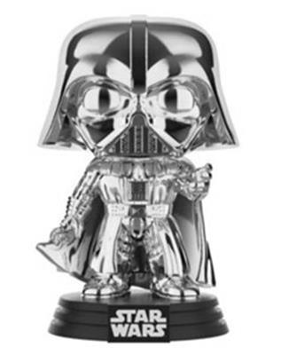 Funko Pop! Star Wars Darth Vader (Smuggler's Bounty)