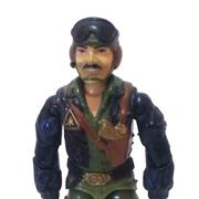 GI Joe 1985 Heavy Metal