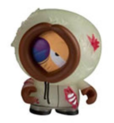 Kid Robot South Park x Kidrobot Dead Kenny (Glow)