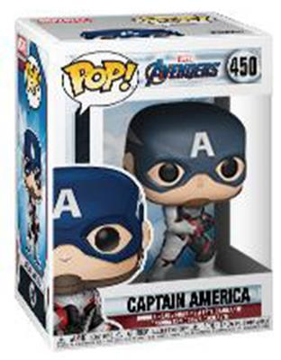 Funko Pop! Marvel Captain America Stock