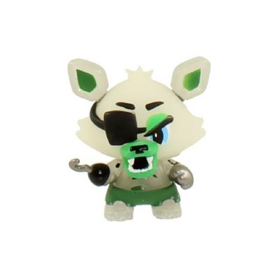 Mystery Minis Five Nights at Freddy's Nightvision Foxy (Glow)