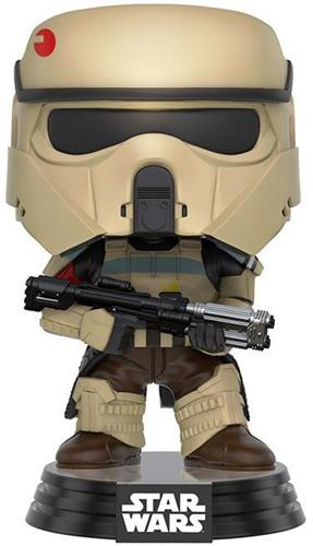 Funko Pop! Star Wars Scarif Stormtrooper (Blue Stripe)