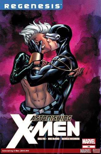 Marvel Comics Astonishing X-Men (2004 - 2013) Astonishing X-Men (2004) #44