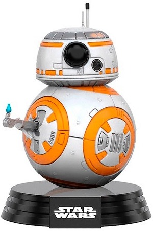Funko Pop! Star Wars BB-8 (Thumbs Up)