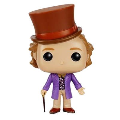 Funko Pop! Movies Willy Wonka Icon