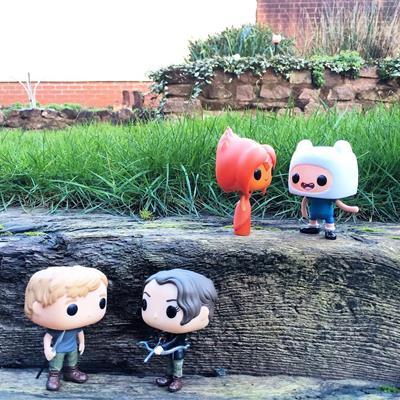 Funko Pop! Movies Peeta Mellark AdamandPhotography on Instagram
