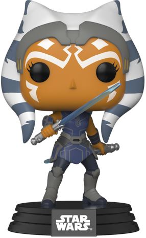 Funko Pop! Star Wars Ahsoka