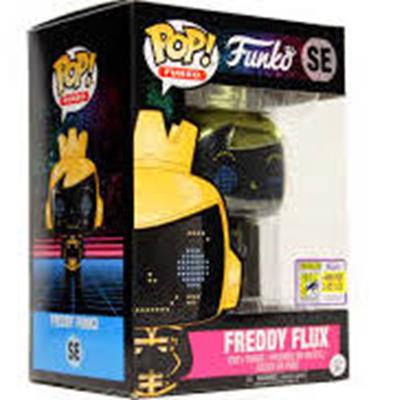 Funko Pop! Freddy Funko Freddy Flux Stock