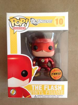 Funko Pop! Heroes The Flash (CHASE) Stock