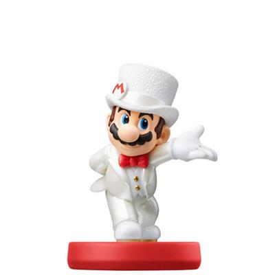 Amiibo Super Mario Wedding Mario