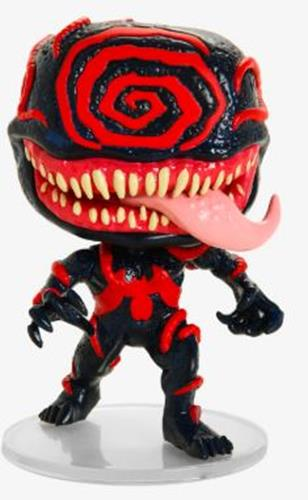 Funko Pop! Marvel Corrupted Venom (Glow in the Dark)