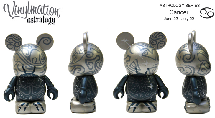 Vinylmation Open And Misc Astrology Cancer