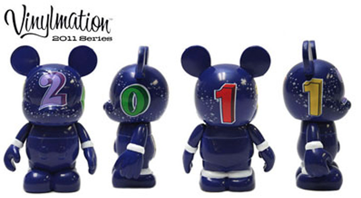Vinylmation Open And Misc 2011 Edition Wrapped Date 2011