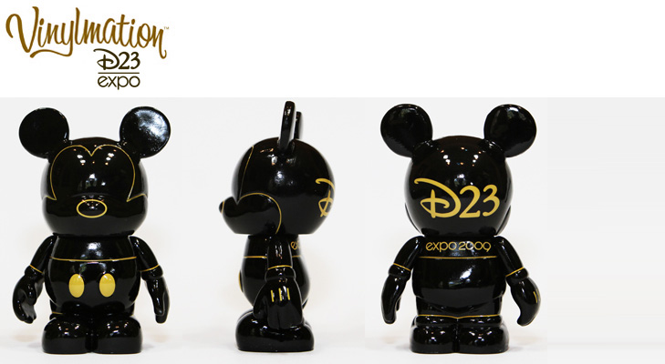 Vinylmation Open And Misc D23 D23 Expo 2009
