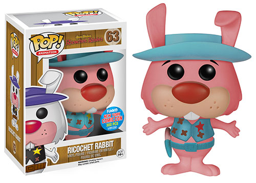 Funko Pop! Animation Ricochet Rabbit (Pink) Stock