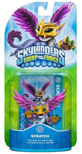 Skylanders Swap Force Scratch Stock