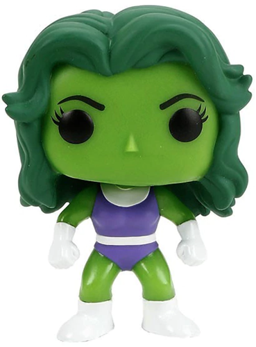 Funko Pop! Marvel She-Hulk (Glow)