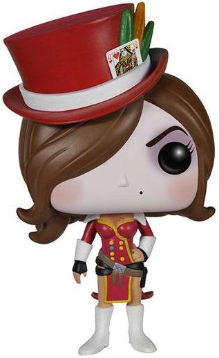 Funko Pop! Games Mad Moxxi (Red)