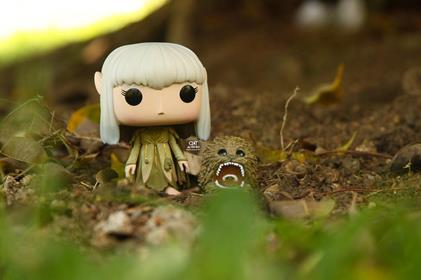 Funko Pop! Movies Kira and Fizzgig alvinrophotography