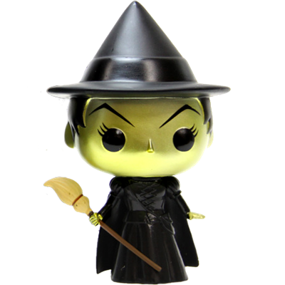 Funko Pop! Movies Wicked Witch (Metallic) Icon