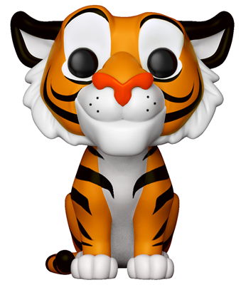 Funko Pop! Disney Rajah Icon Thumb