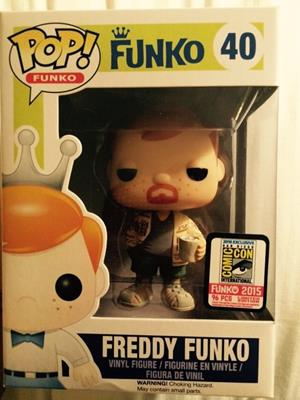 Funko Pop! Freddy Funko The Dude Stock Thumb