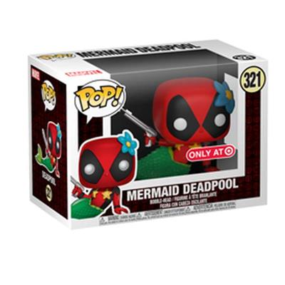 Funko Pop! Marvel Deadpool (Mermaid) Stock