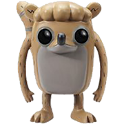 Funko Pop! Television Rigby