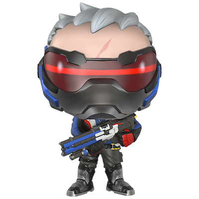 Funko Pop! Games Soldier 76