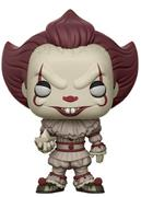 Funko Pop! Movies Pennywise (with Boat) (Sepia)