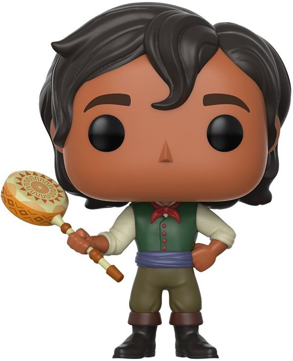 Funko Pop! Disney Mateo Icon