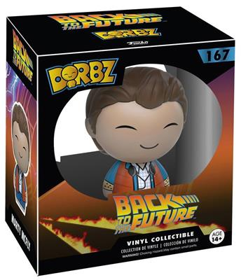 Dorbz Movies Marty McFly Stock