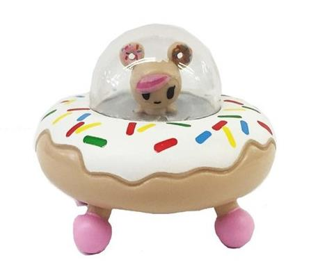 Tokidoki Donutella and Her Sweet Friends Sweet Ride