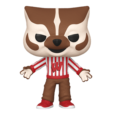 Funko Pop! College Mascots Bucky Badger