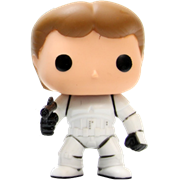 Funko Pop! Star Wars Han Solo (Stormtrooper)
