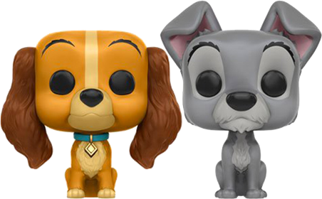 Funko Pop! Disney Lady & The Tramp