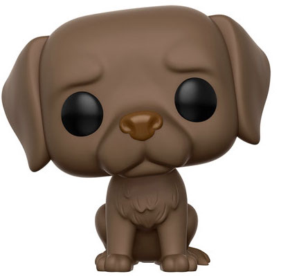 Funko Pop! Pets Chocolate Lab