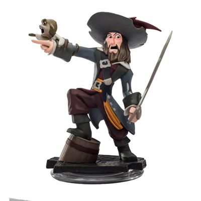 Disney Infinity Figures Pirates of the Caribbean Barbossa Icon