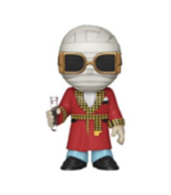 Mystery Minis Universal Monsters The Invisible Man wrapped up