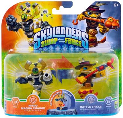 Skylanders Swap Force Nitro Magna Charge Stock