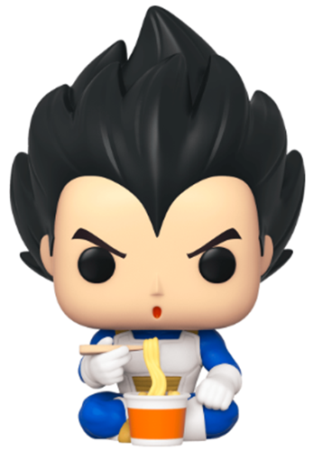 Funko Pop! Animation Vegeta (Eating Noodles) Icon