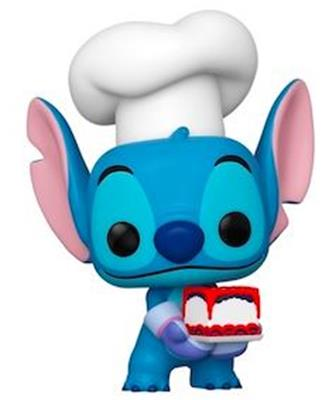 Funko Pop! Disney Stitch as Baker