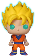 Funko Pop! Animation Goku (Super Saiyan) - Glow